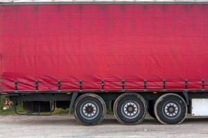 stock photo tarpaulin trucks